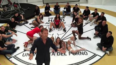 Primera Universidad Porno es inaugurada en Italia