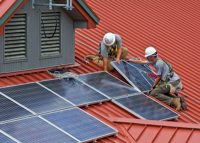 Going Solar. The 4 best ways to cut cost