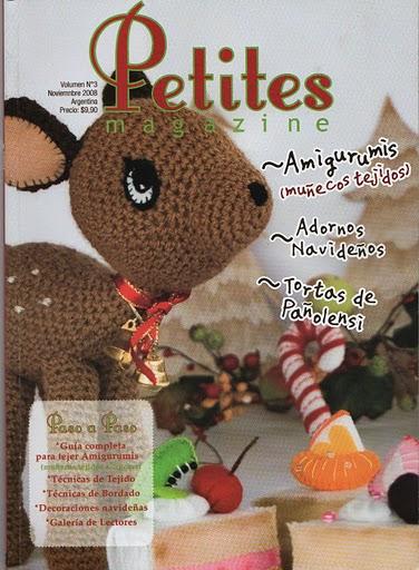 Petites Magazine Amigurumi : Amigurumi DIY by AngieGurumi: Amigurumi Libros y revistas ...