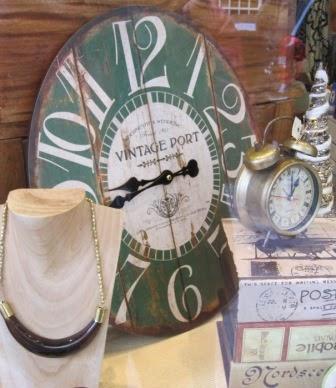 Reloj vintage port