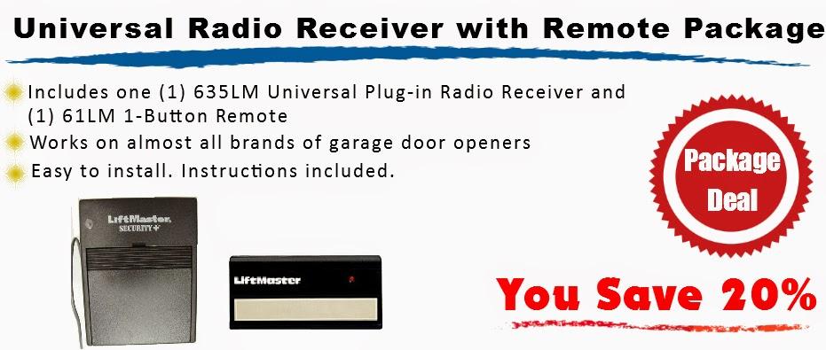 http://www.garagedoorzone.com/635LMPKG-Liftmaster-Universal-Radio-Receiver-With-Remote-Package-635LMPKG.htm