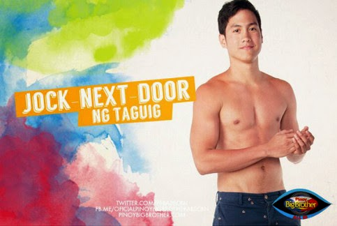 PBB All In Housemates, Pinoy Big Brother Housemates, Axel Torres