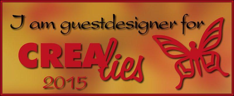Guestdesigner Crealies