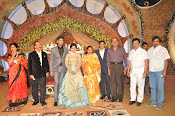 Dil Raju Daughter Hanshitha Wedding reception-thumbnail-16