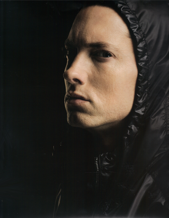 Photos From The Official Eminem 2013 CalendarEminem 2013 Calendar