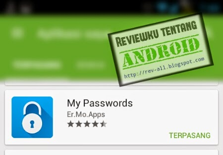 Ikon aplikasi MY PASSWORDS - penyimpan password yang aman untuk android (rev-all.blogspot.com)