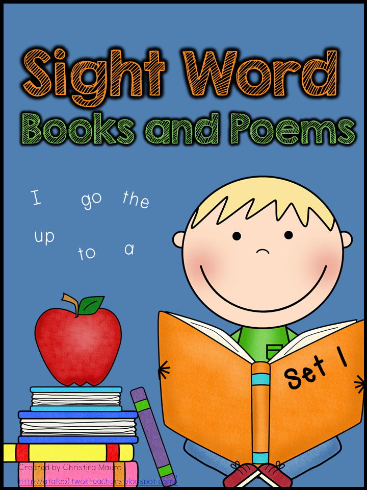 http://www.teacherspayteachers.com/Product/Sight-Word-Books-and-Poems-The-Complete-Set-1231466