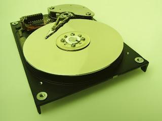 Formatting hard disk