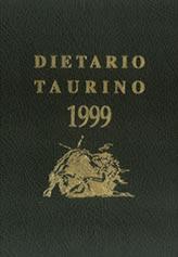 DIETARIO 1999