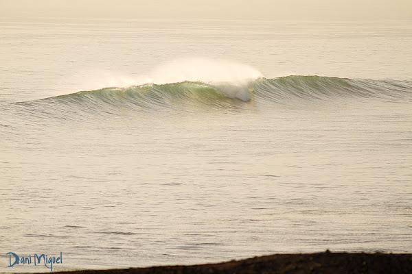 empty wave