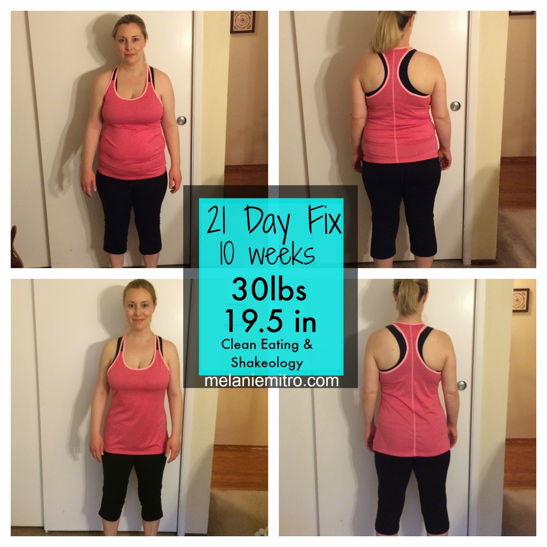 21 Day Fix Transformation Story, Mom Transformation, Melanie MItro
