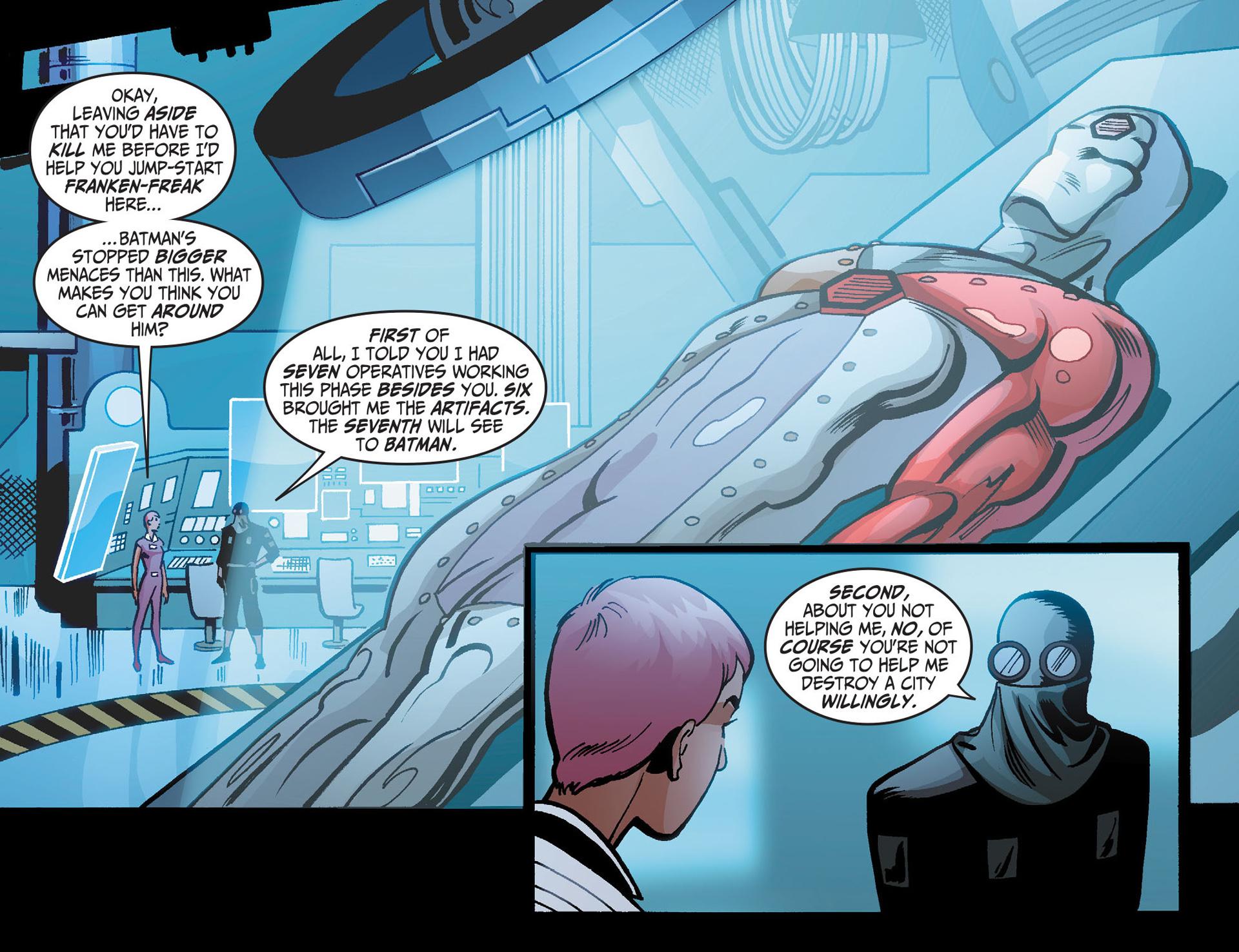 Batman Beyond (2012) Issue #21 #21 - English 15