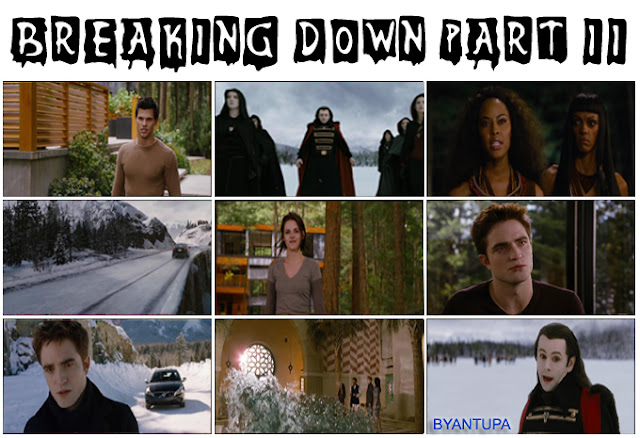 BREAKING DOWN PART II