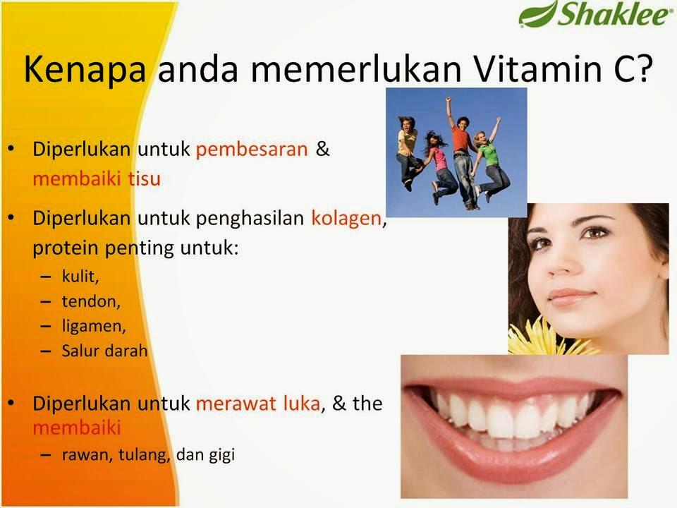 Pentingnya vitamin c
