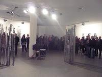 """Exposition """"store"""" marielle Genest du 12/11 au 19/12"""