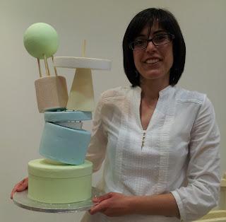 curso de tarta de los ositos traviesos: estructura completada!!