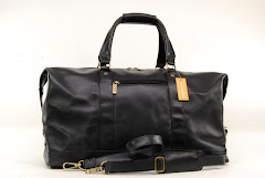 Ashwood Leather Holdall