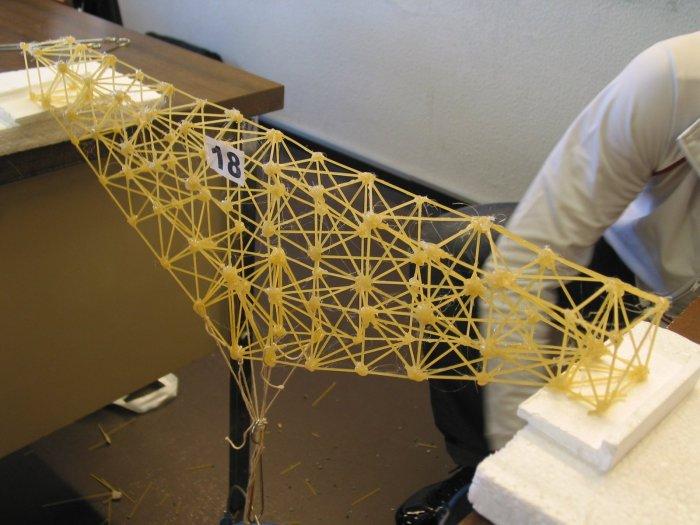 Edificaci n construcci n y estructuras cercha puente de - Como hacer espaguetis al pesto ...
