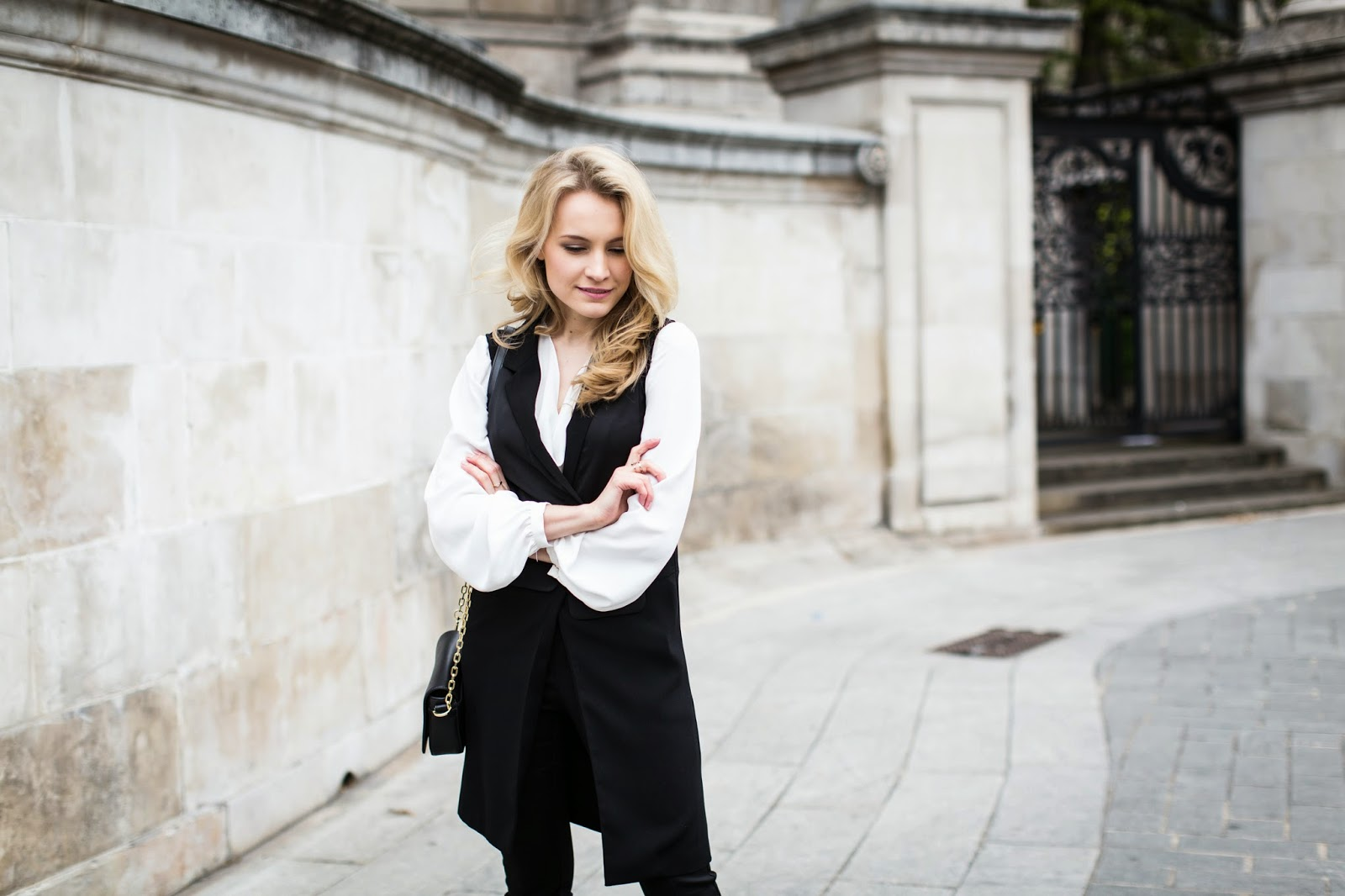 Fashion blogger based in London