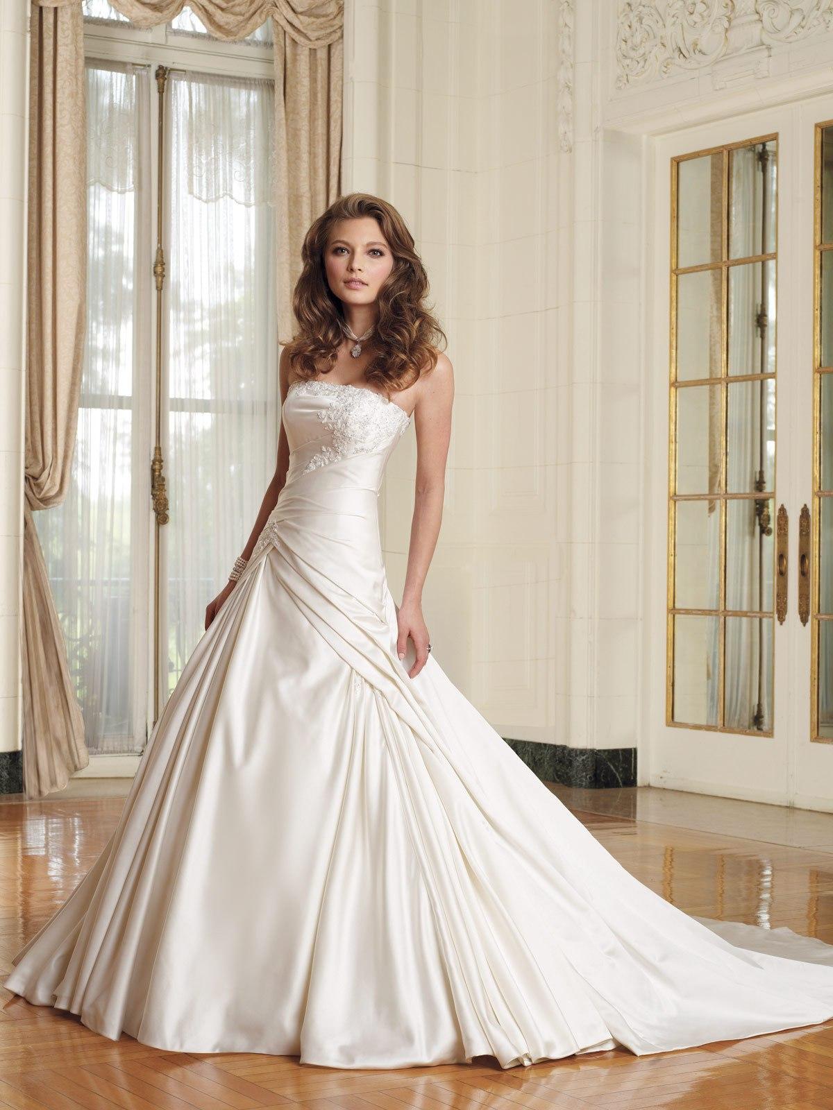 Buscar vestidos de novia elegantes