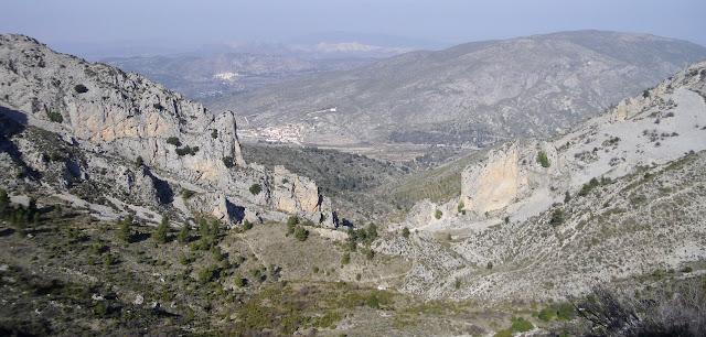 Barranc del Moro i Fageca, Pla de la Casa