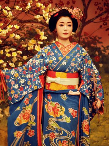 Geisha Maiko de Okiya Mura: diciembre 2010
