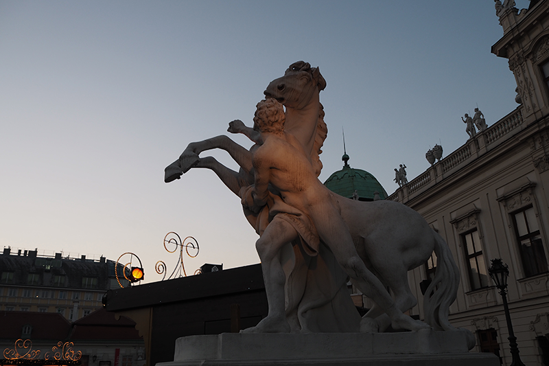 Wien Schloss Belvedere