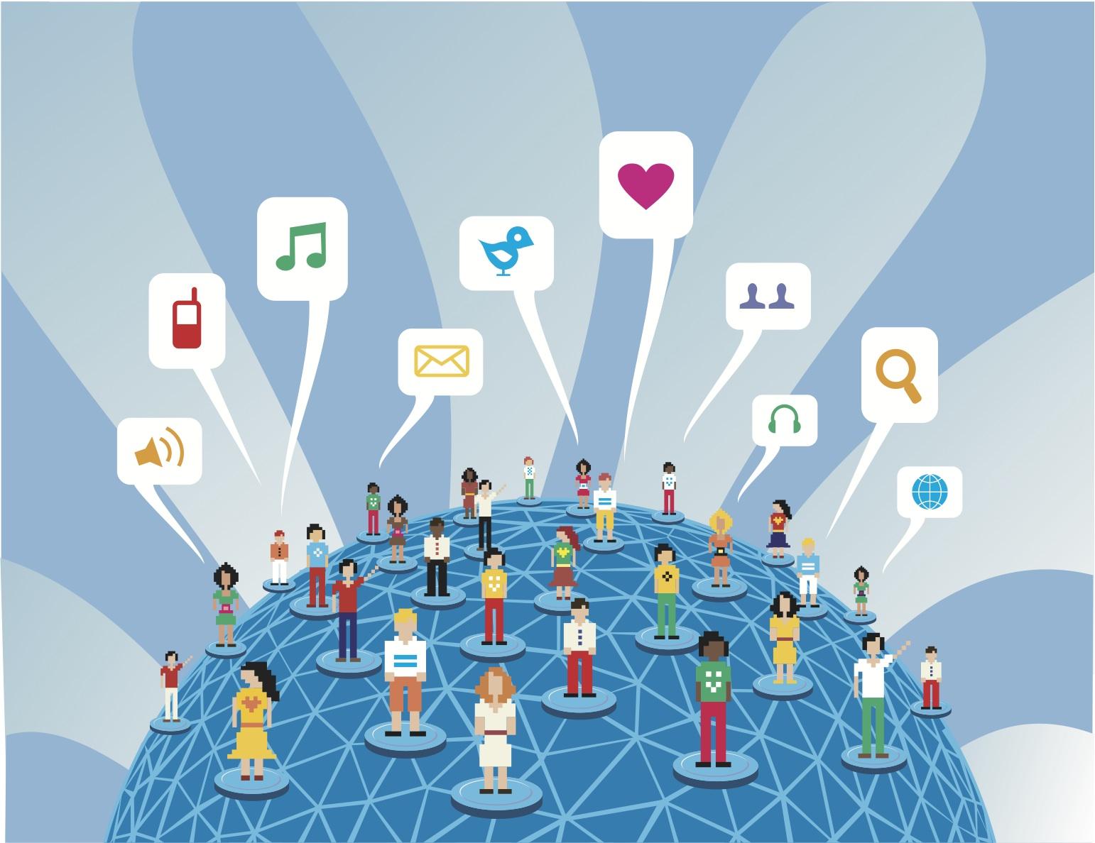ماذا يحدث لحسابتك علي شبكات التواصل الاجتماعي عند الوفاه