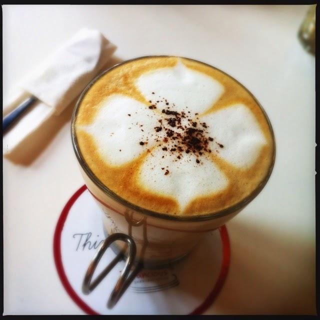 Pancious Coffee