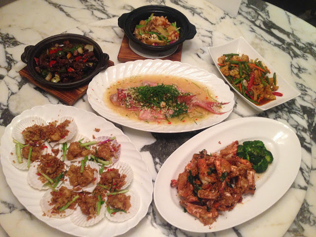 In Colonial Restaurant @ The Intermark - Ramadan
