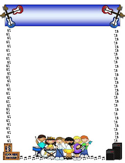 Free Christmas Borders For Word Documents Images & Pictures - Becuo