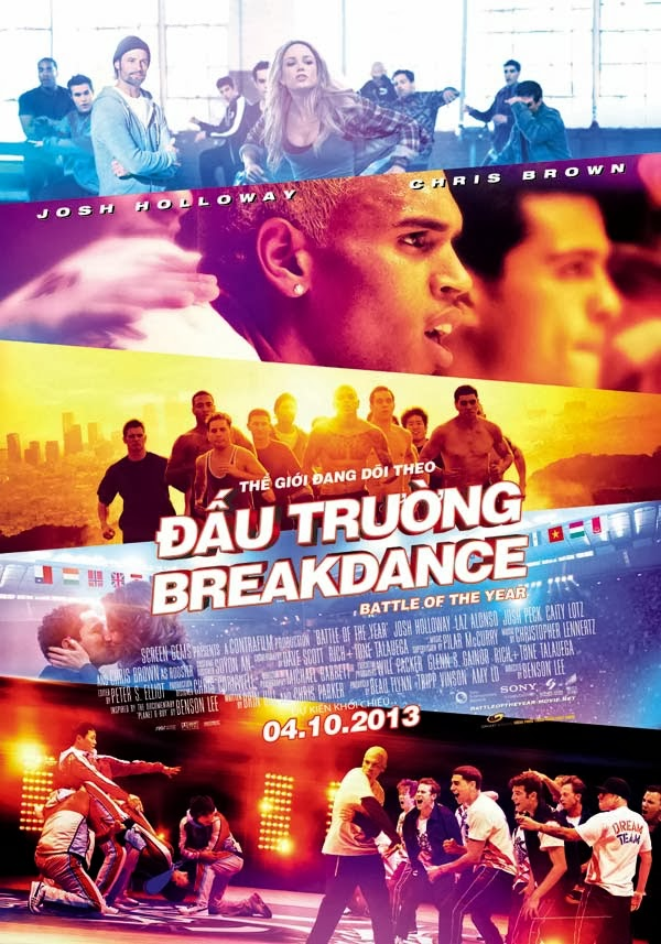 Đấu Trường Breakdance ...