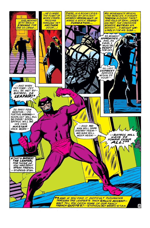Captain America (1968) Issue #149 #63 - English 9