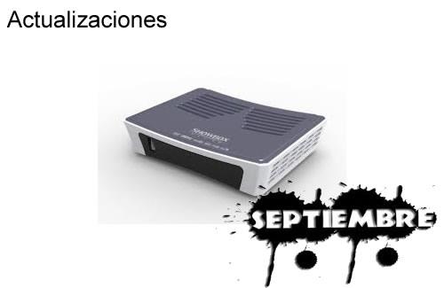 Actualización Showbox 04 Septiembre 2013
