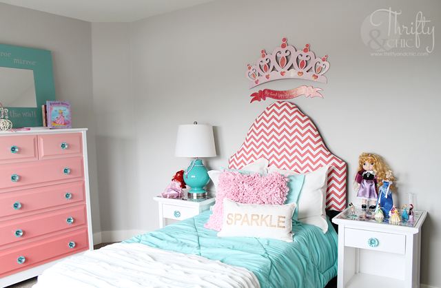 Big Girl Room Decor Ideas