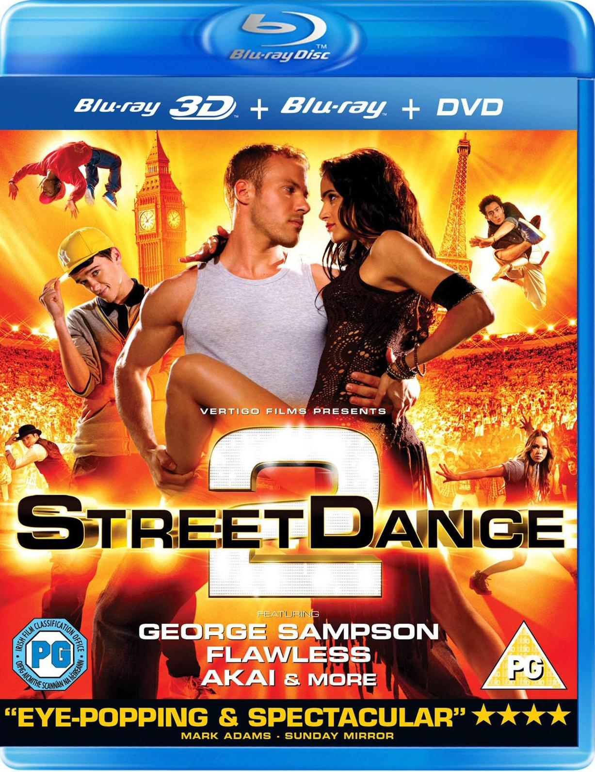 Street Dance 2 DVD Review | Big Screen NZ