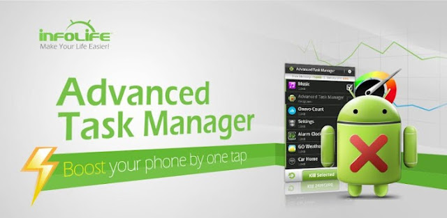 Advanced Task Manager Pro v3.0.5 APK