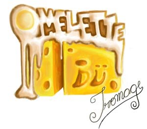 Omelette Dü Fromage