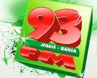 ouvir a Rádio Estação 93 FM 93,3 Jequié BA