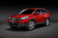 2012 Honda CR-V Release Date