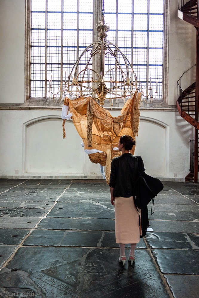 SALON/Big Bang: Karin Arink at the Oude Kerk