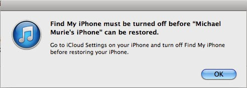 find my iphone instructions
