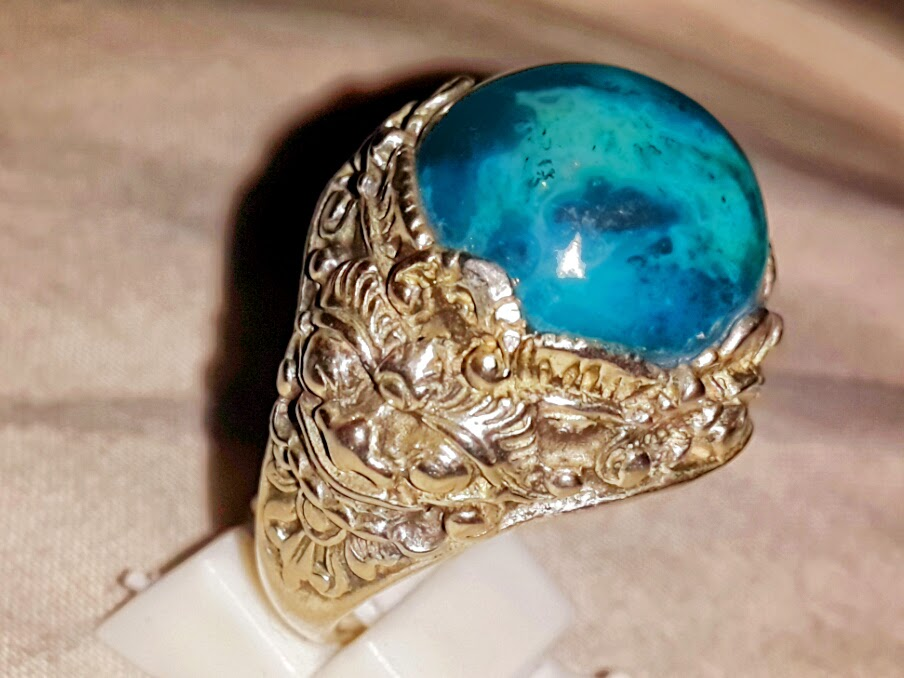 Bacan Doko Blue Electric Super Kristal 32