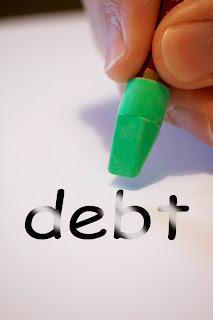 Businesses have a choice of several debt-relief options