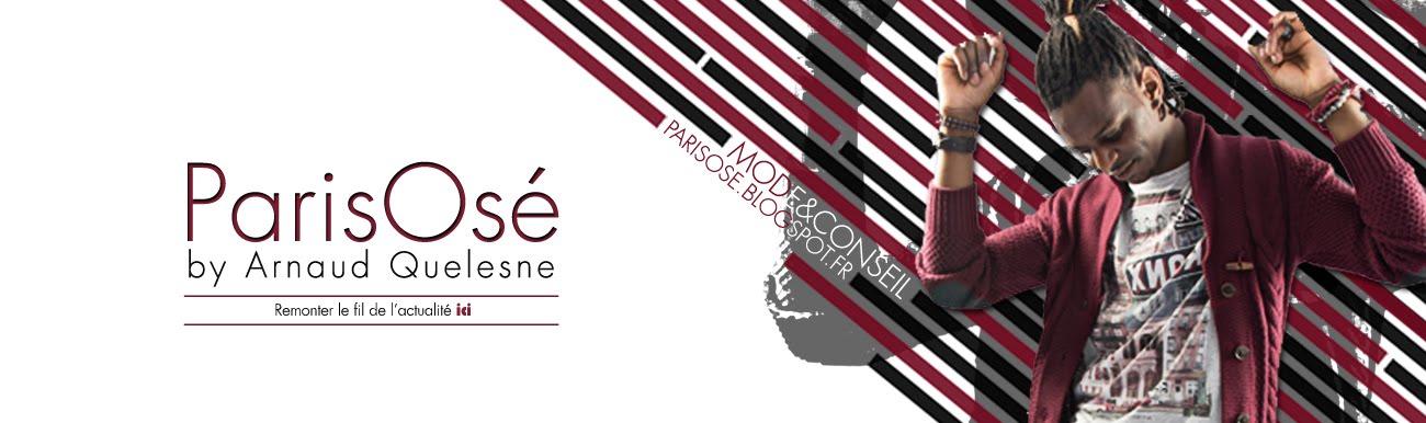 Bienvenue sur ParisOsé - Blog Mode