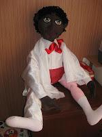 процесс изготовления текстильной куклы