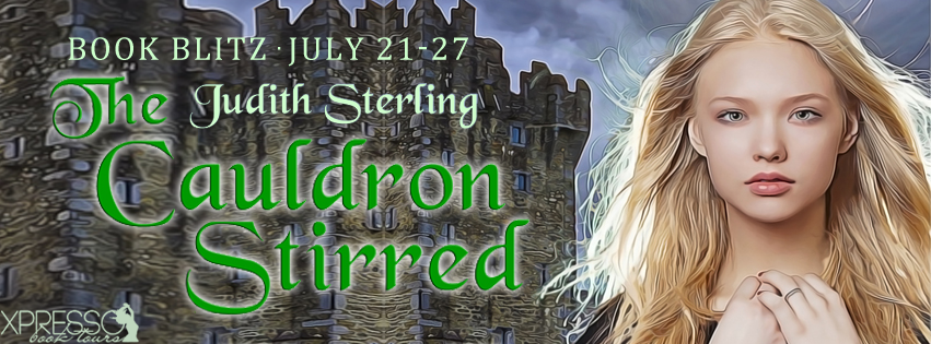 The Cauldron Stirred Book Blitz
