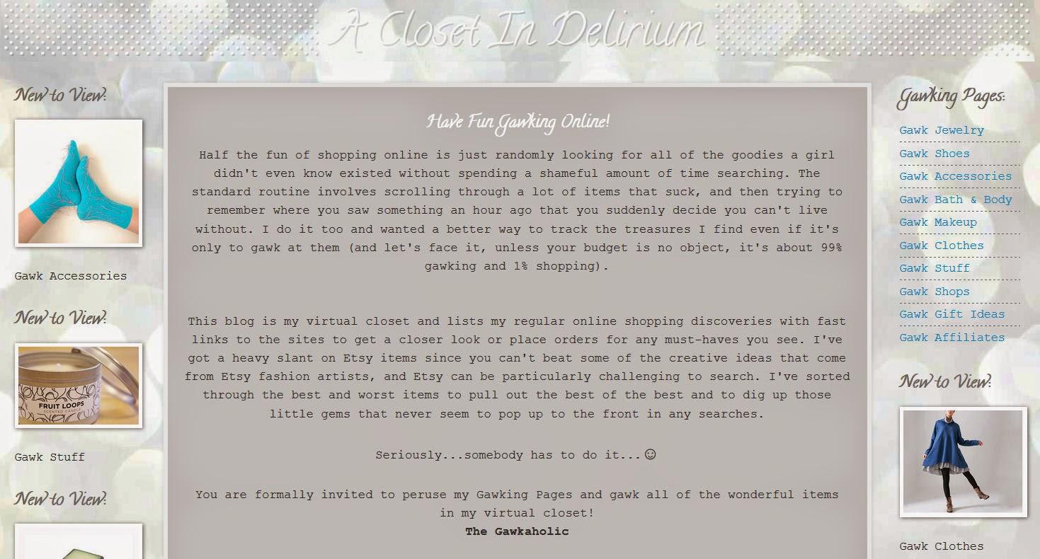 http://aclosetindelirium.blogspot.com/