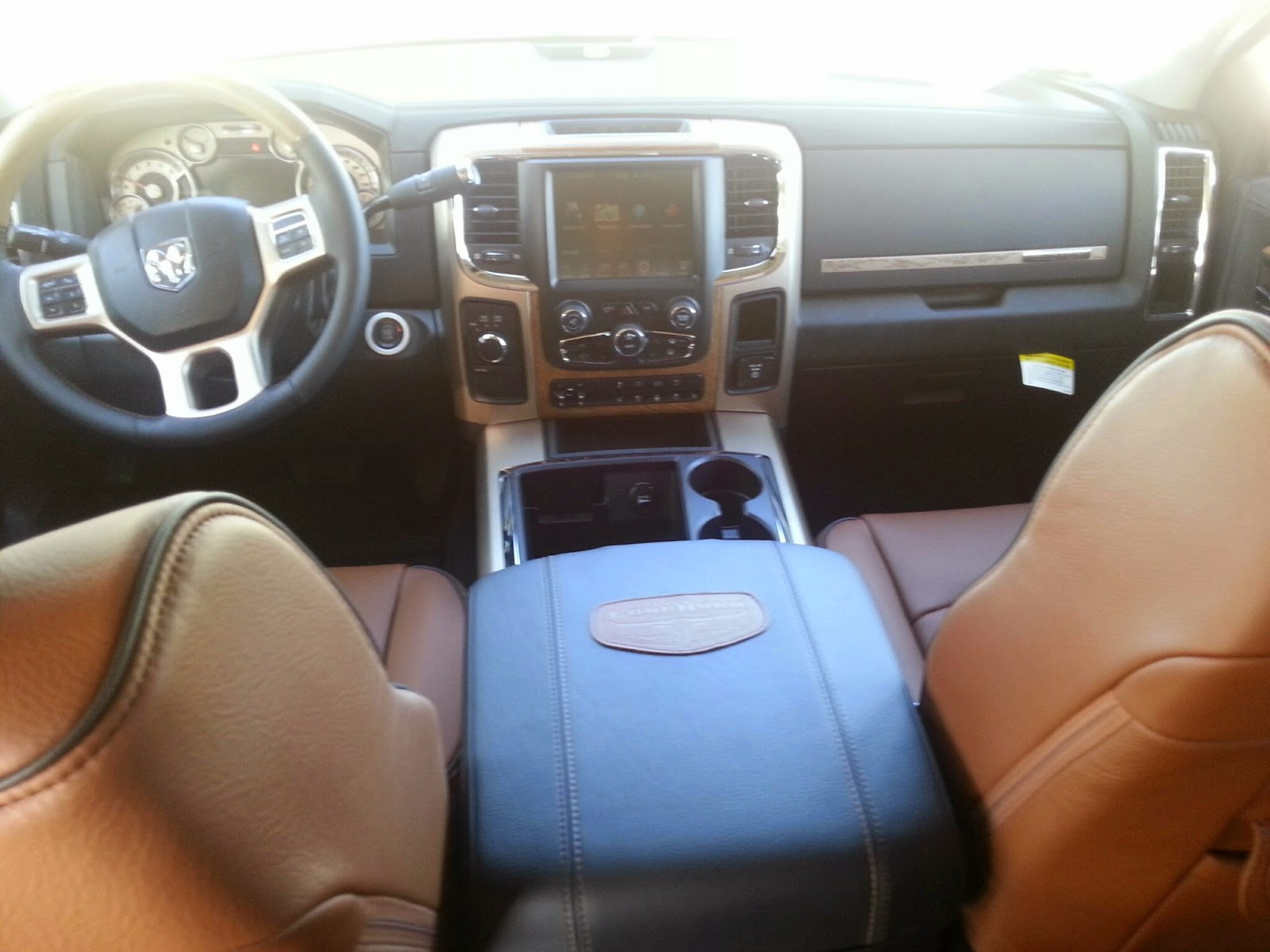 check out the new 2015 interior color blackcattle tan ram 3500 laramie longhorn mega cab 4x4 swr truck call troy young 817 243 9840 - 2015 Dodge Ram 2500 Mega Cab Lifted Interior