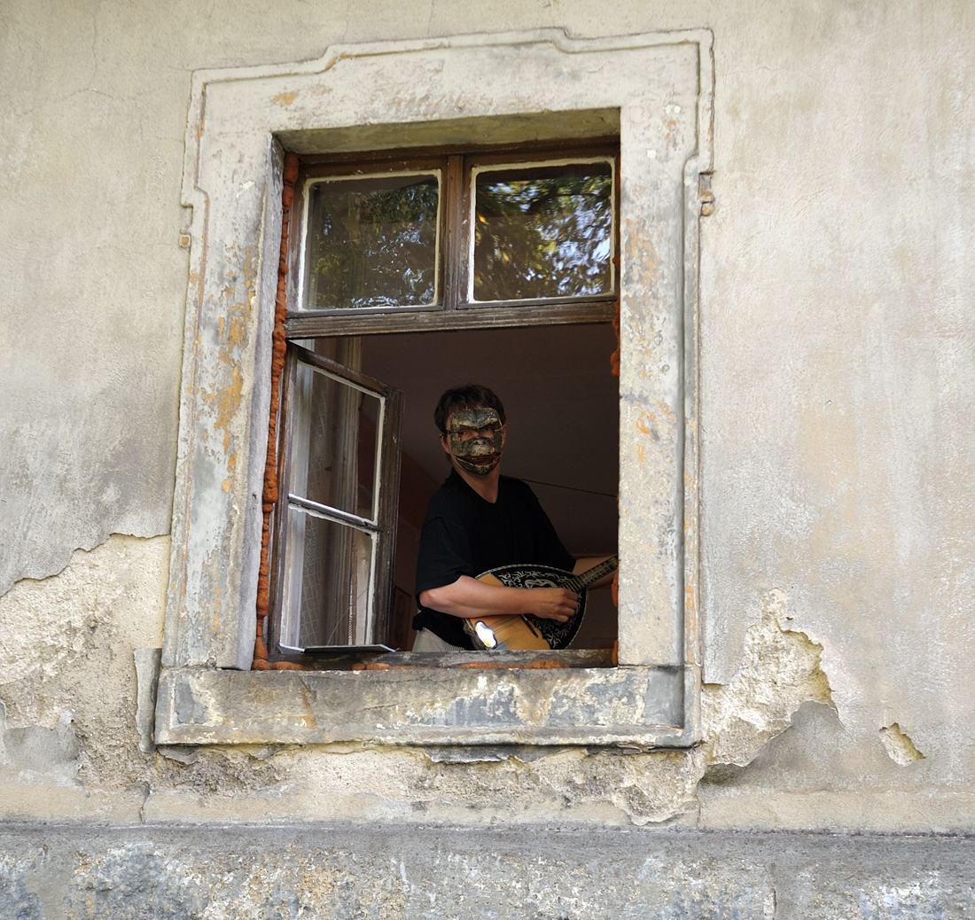 Babí léto na Krásné 27. 9. 2009 - Petr Nikl